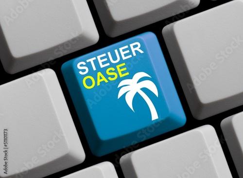 Steueroase online
