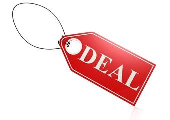 Deal label