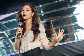 Adorable vocalist