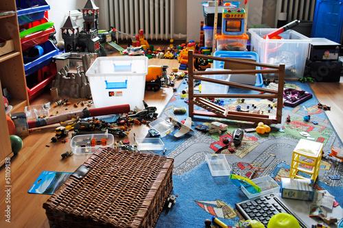 Chaos im Kinderzimmer - 51109138