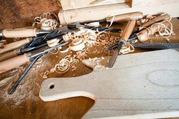 manifattura del legno
