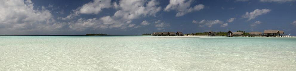 Maldivian lagoon