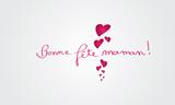 Fototapety Bonne fête des mères