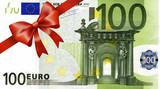 Fototapete Euroschein - 100 - Geld / Kreditkarte