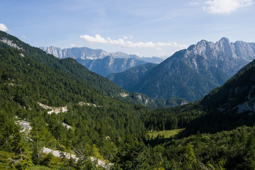 Triglav viewpoint