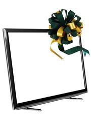 Tv. gift