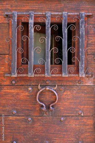 Porte antique