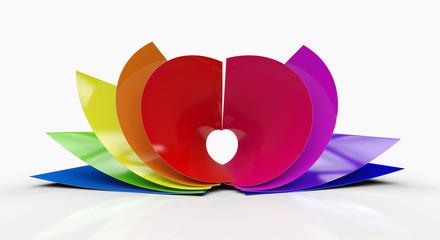 Paper in love