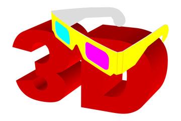 Cinema tridimensionale - visione 3D