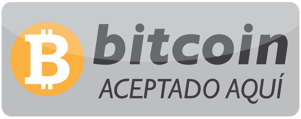 Bitcoin sign spanish