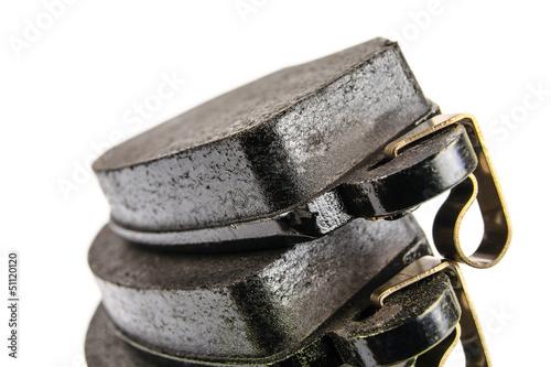 Brand new brake pads