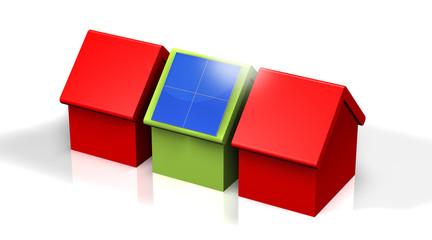 Haus Energie Solar 1