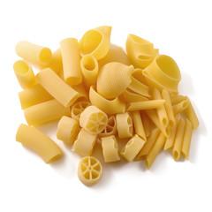 Pasta, four sizes