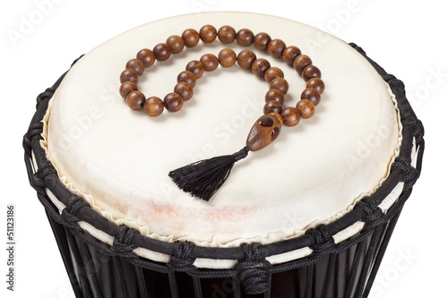 drum, isolated