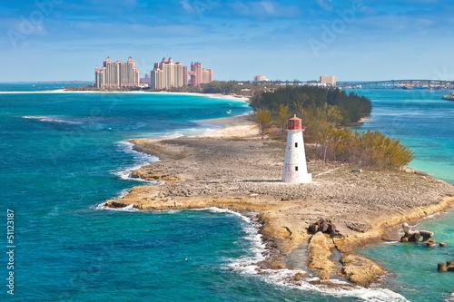 Fotobehang Caraïben Nassau, Bahamas