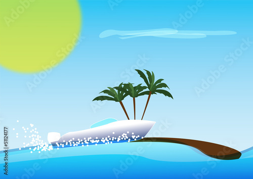 Vacanze vector