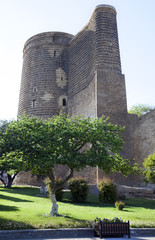 Maiden Tower of Baku
