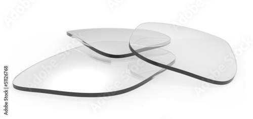 Eyeglasses lenses
