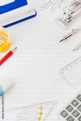 Büromaterial - Zeichnen