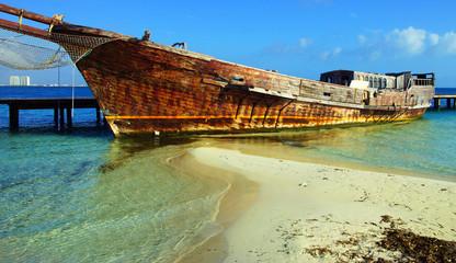 vieux bateau