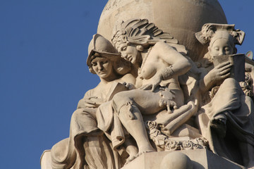 Monumento Cervantes