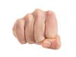 Close-up Of Human Fist