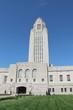 Nebraska State Capitol-Lincoln, Nebraska