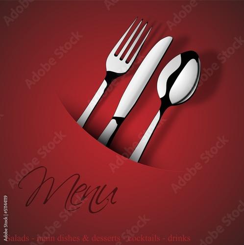 Menu Restaurant_Silver