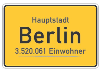 Berlin 3.520.061 Einwohner (Stand: 31.06.2012)