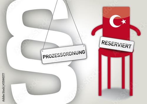 NSU-Prozess, Prozessordnung, Medienvertreter, Türkei, Medien