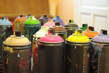 Graffiti-Workshop im Jugendzentrum