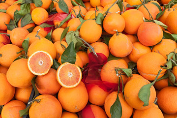 oranges of Sicily