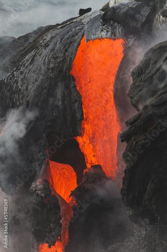 Lava flow - 51148369