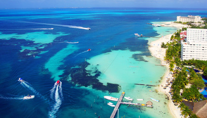 plages de Cancun
