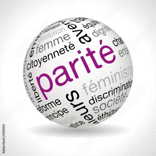 Sphère Parité