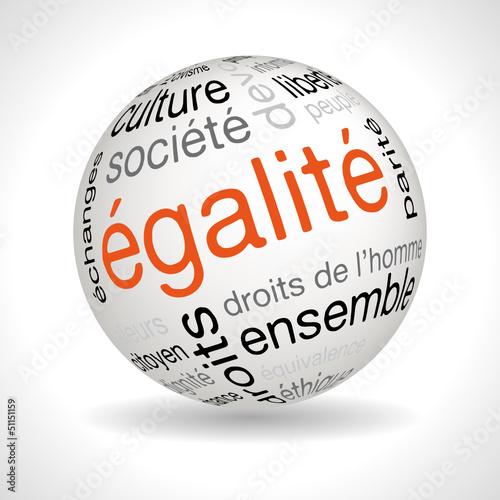 Sphère Egalité