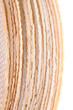 Round wafer background texture