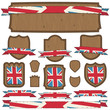 uk plaques and ribbons