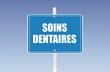 panneau soins dentaires