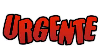 """Palavra """"urgente"""""""