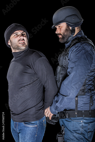 Arresting a Felon