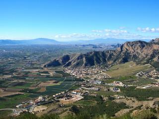 Alicante a Murcia y Sierra de Orihuela