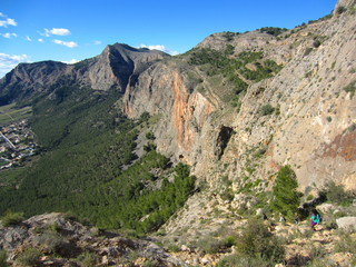Sierra de Orihuela y Monte San Miguel Alicante