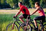 Fototapety Cycling