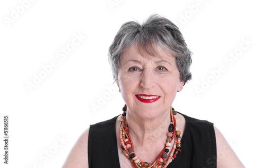 Attraktive Dame mit 74 Jahren!