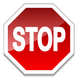 Fototapety Stop sign
