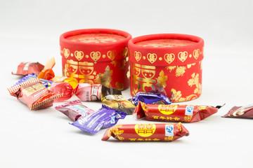 chinese wedding candies