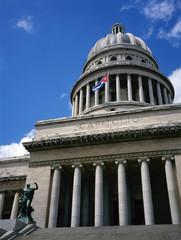 The Capitol building,old Havana, Cuba
