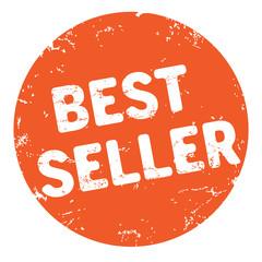 Button Stempel Bestseller vector