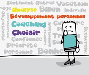 Nuage de tags - Mots-clés : Développement personnel